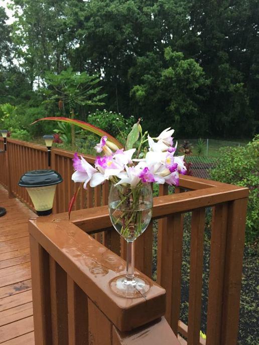 wine glass flower 4