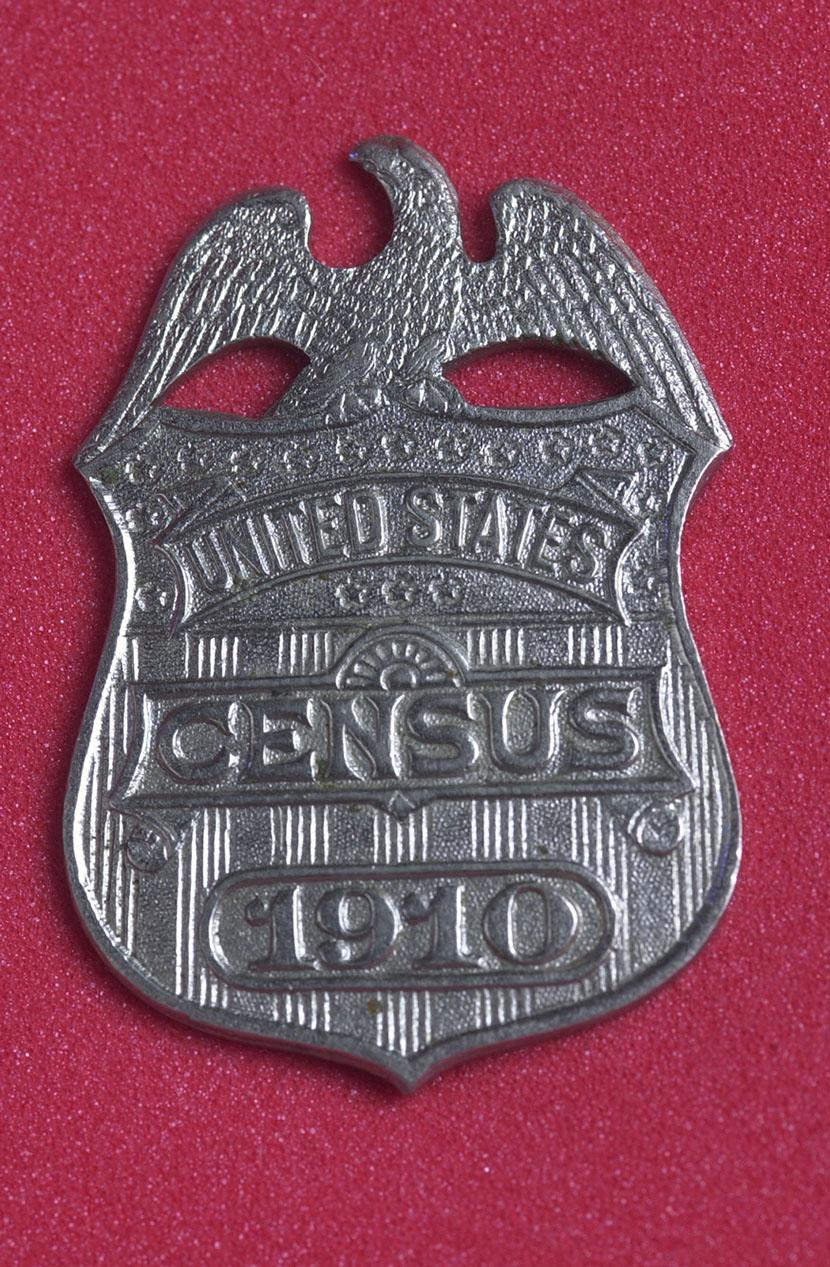 enumerator badge